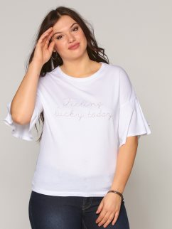 Moda tallas grandes con descuentos - camisetas talla grande