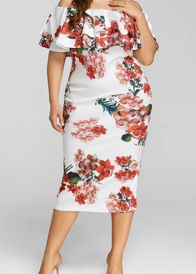 Vestidos Baratos Para Verano Moda Tallas Grandes