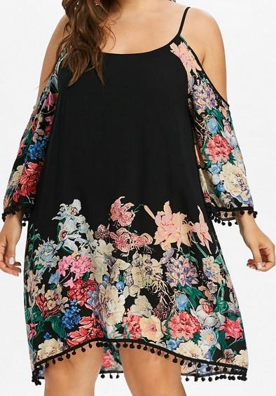 a50312ad3c9 Vestidos baratos para verano - vestido negro talla grande