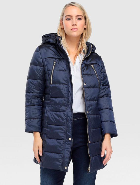 Haciendo fondo de armario con tallas grandes - abrigo acolchado tallas grandes