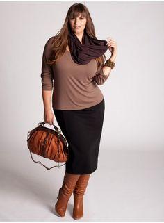 bolso moda talla grande