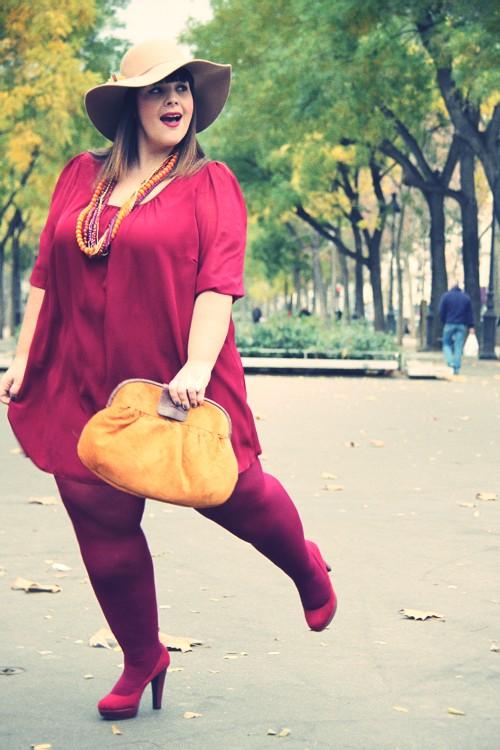 bolso mujer talla grande