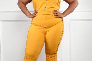 mujer diva talla grande