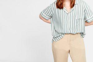 violeta mango ropa talla grande