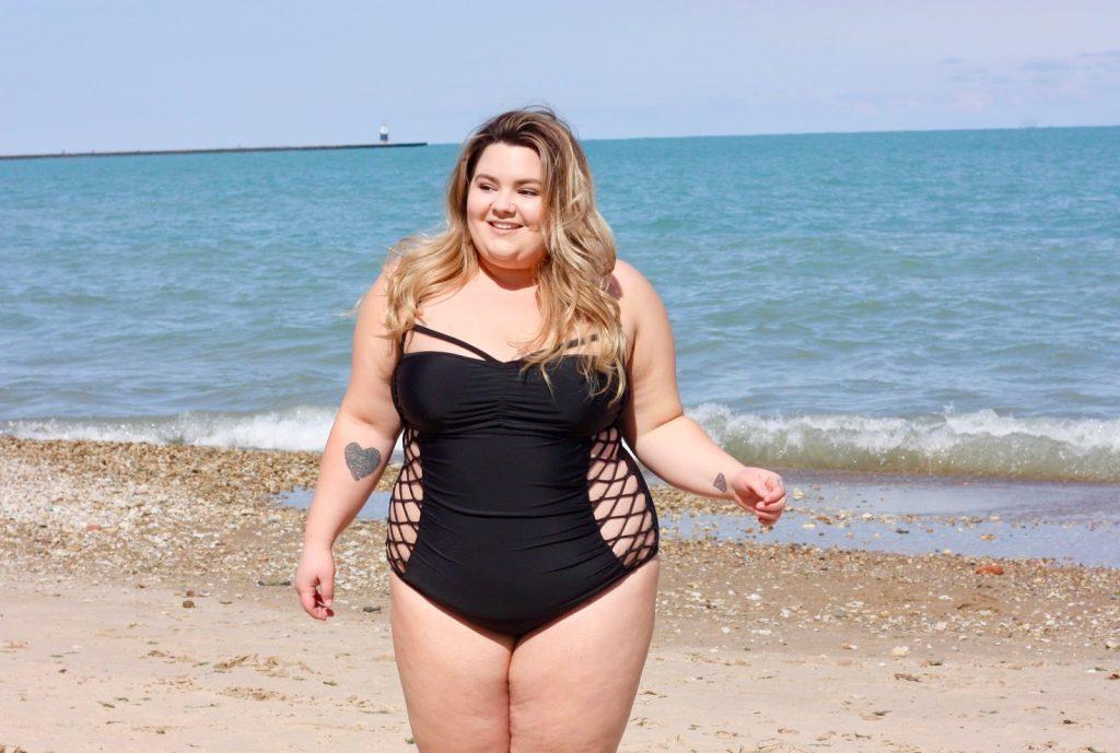 bañador talla grande mujer