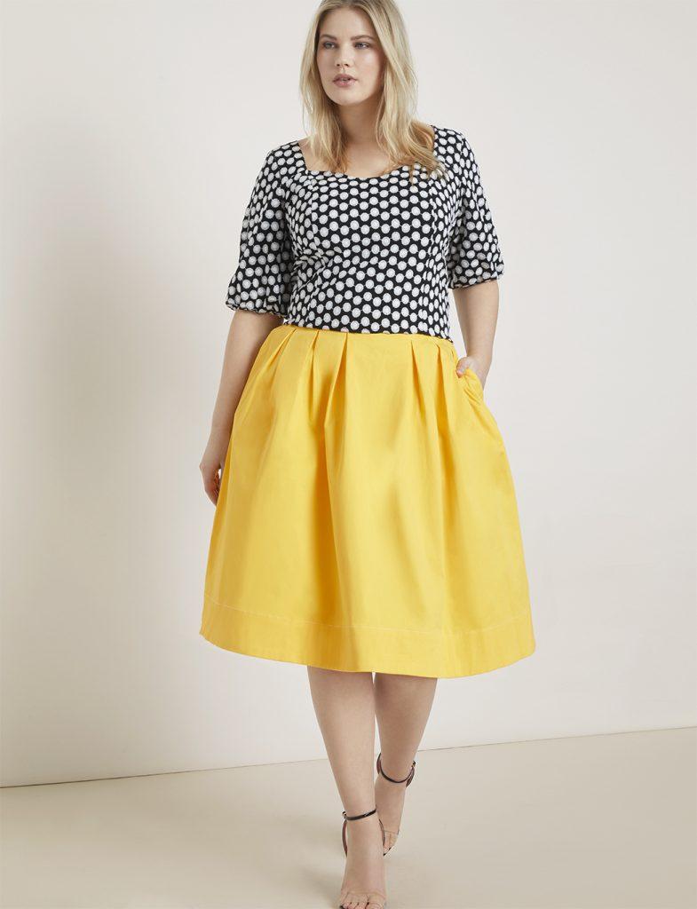 Mejores faldas talla grande