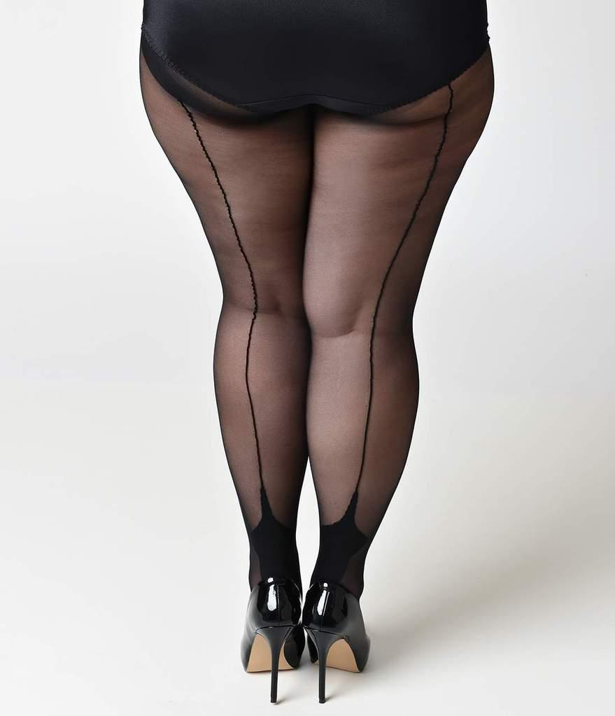 Dale importancia tus piernas medias para tallas grandes