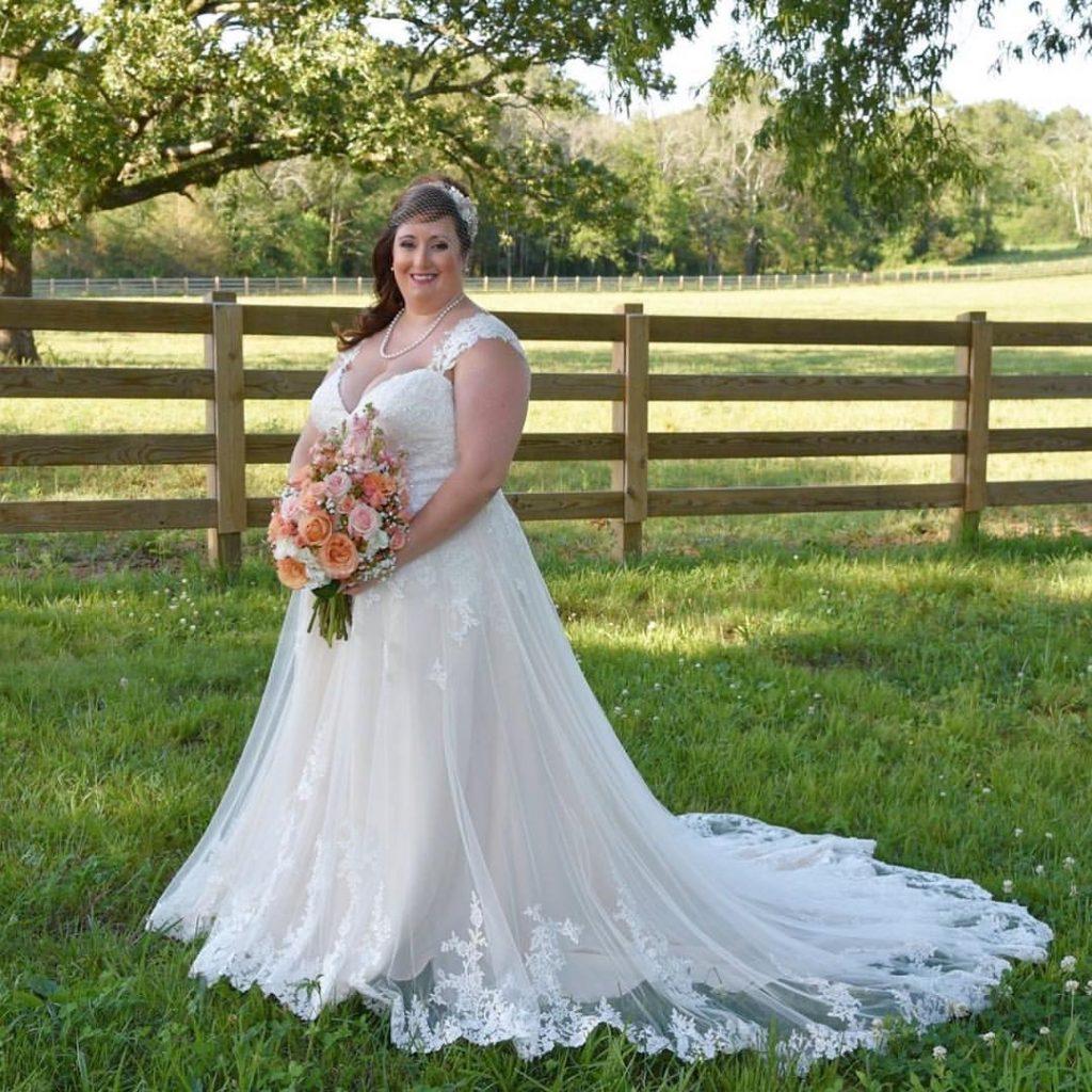 Donde comprar vestidos de novia de tallas grandes