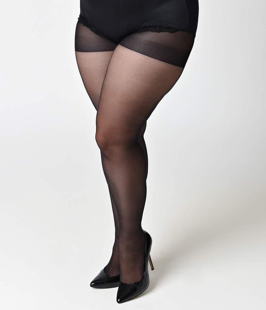 Panty mujer talla grande