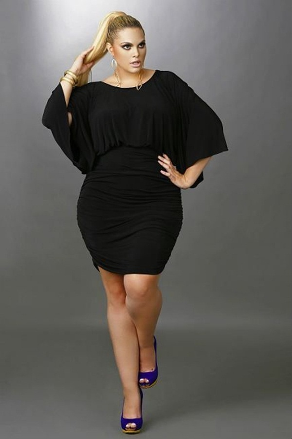 ¿Cómo conseguir vestidos sensuales para tallas grandes?