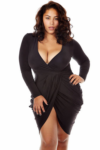Tips para usar vestidos sensuales chicas talla plus