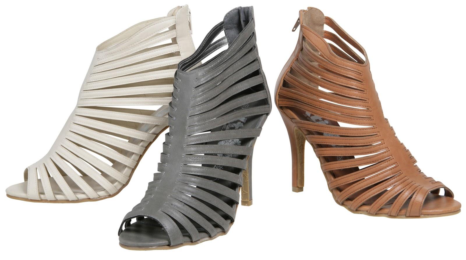 zapatos moda estilo talla grande