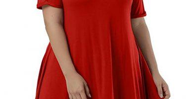 vestidos cortos verano gorditas